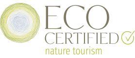 Ecotourism accreditation logo