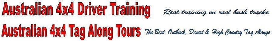 Image for Australian 4x4 Driver Training and Australian 4x4 Tag Along Tours