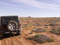 Madigan Line 4wd tag along tour