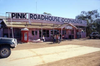 pink roadhouse oodnadatta image