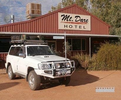 Mt Dare Hotel, Simpson Desert