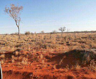 Never Never Track, North Simpson Desert