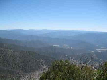 views from the Pinnacles on Australian 4x4 Tag Along Tours 4wd trip