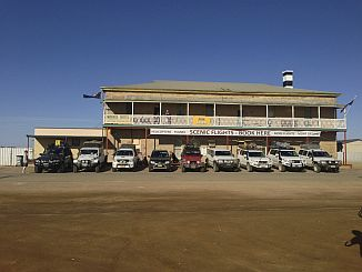 Marree Hotel, Oodnadatta Track, South Australia