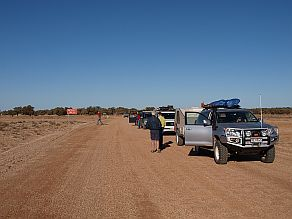On the Oodnadatta Track, Outback South Australia
